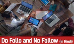 Do follo and No follo Link
